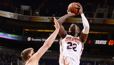 NBA GMs See Bright Future for Suns Young Core