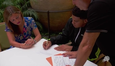 Behind the Scenes: Devin Booker Signs Max Contract Extension