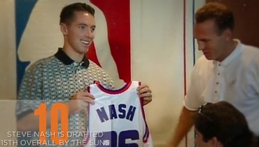 Video: Nash Is Drafted