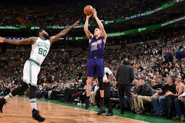 70 points devin booker