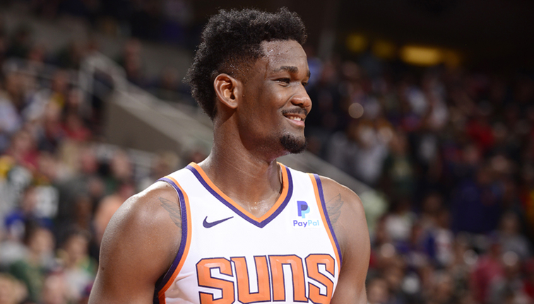 Deandre Ayton Named to NBA All-Rookie First Team | Phoenix ...