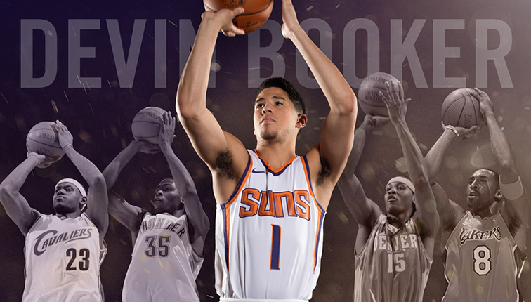 923405fe07f Devin Booker  History Before 21