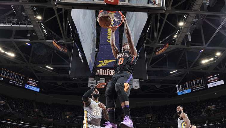 Marquese Chriss Cavaliers