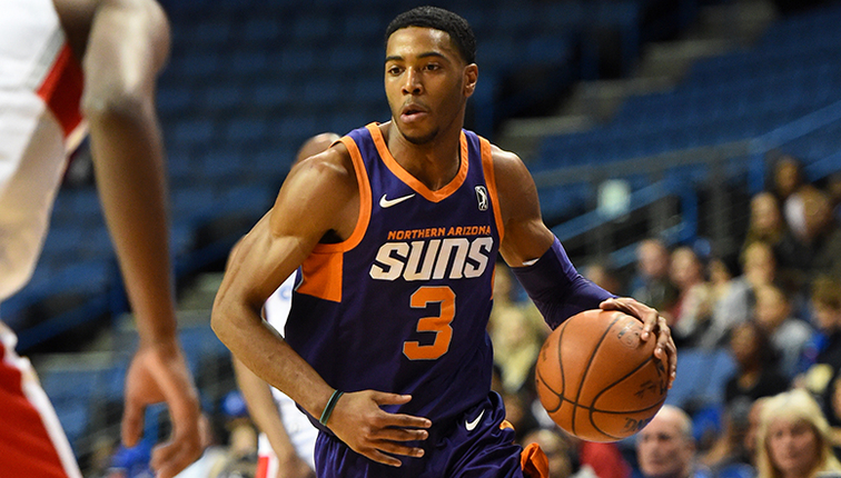 Phoenix Suns Sign Shaquille Harrison to 10-Day Contract