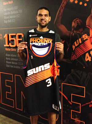 4e0ac50d8 Suns Going Retro With Black Uniforms