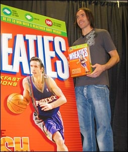 a8acc1d72e7 Nash honored by Wheaties cereal