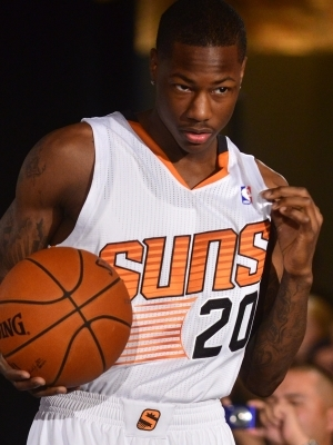 152065793 Big Turnout for Big Moment as Suns Unveil New Uniforms