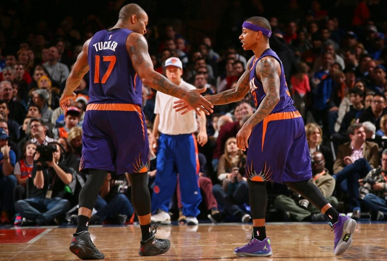 By The Numbers: The Suns' 3-0 Road Trip