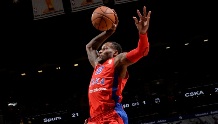 eac625f8f11 Sonny Weems and His  Different Route  Back to the NBA