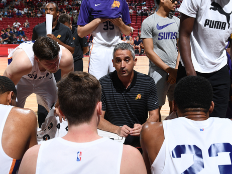 July 13, 2018: Summer Suns vs Spurs