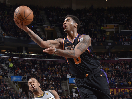 March 23, 2018: Suns at Cavs