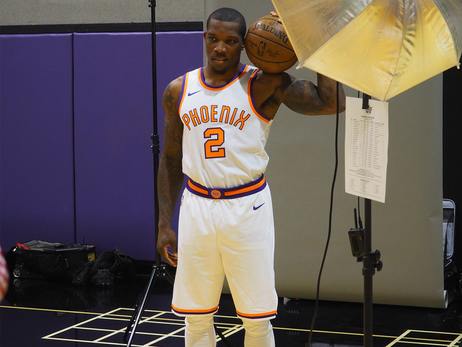 Behind the Scenes: 2017-18 Phoenix Suns Media Day