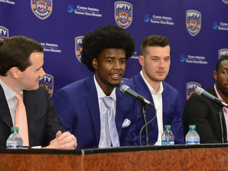 Introducing the 2017 Suns Draft Picks