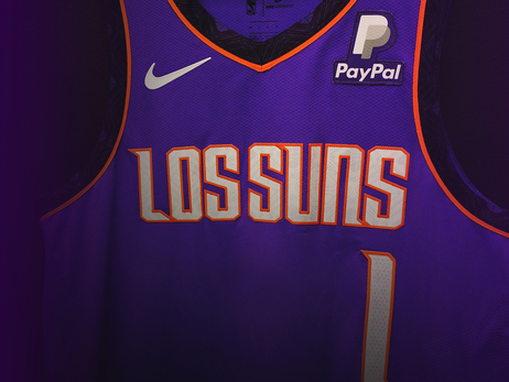 2018-19 Phoenix Suns City Edition Uniform
