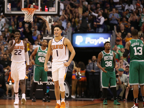2018-19 Suns Snapshot: Suns at Celtics