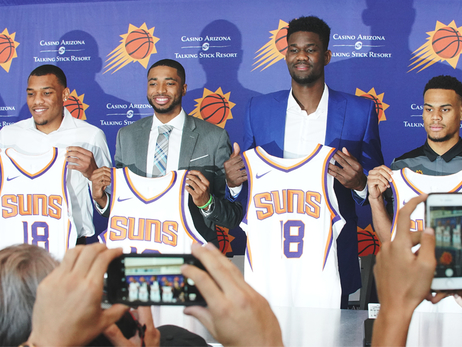 2018 Phoenix Suns: Introducing the Picks