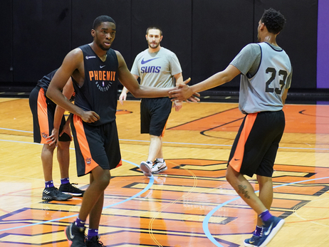 2018 Suns Pre-Draft Workouts