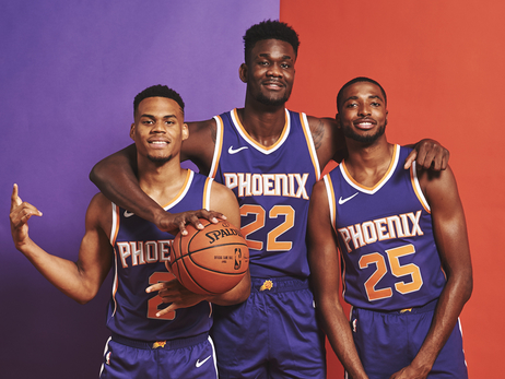2018-19 NBA Rookie Photo Shoot