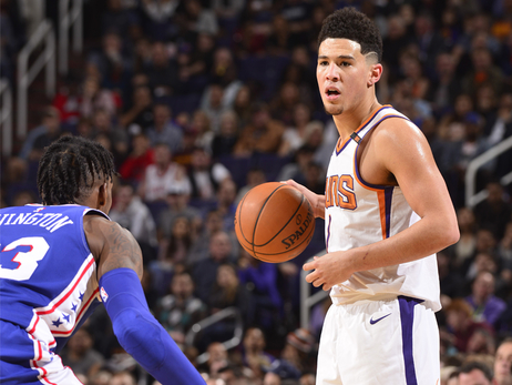 Suns Snapshot: Suns at 76ers