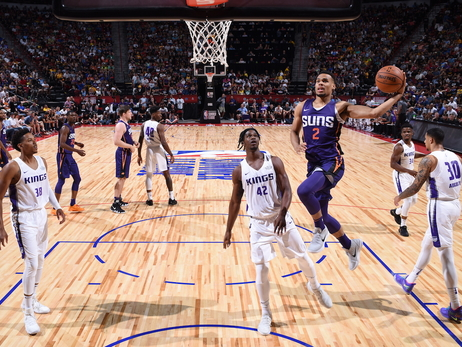 July 7 2018: Summer Suns vs. Kings