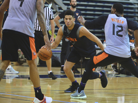 Suns to Hold Training Camp at Northern Arizona University from September 25-28