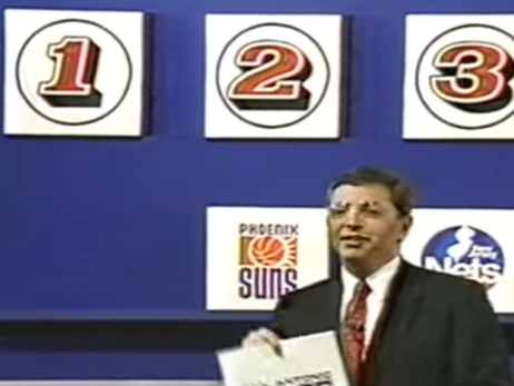 Suns Throwback: Almost Admiral