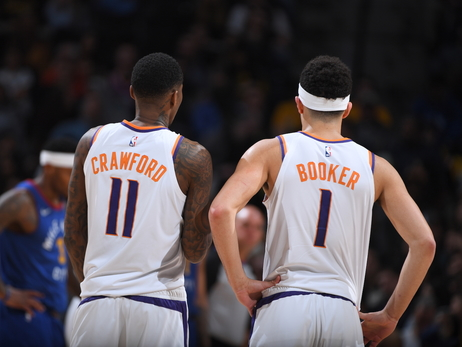 January 25, 2019: #SunsAtNuggets