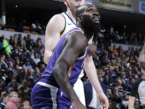 Phoenix Suns Sign Quincy Acy To Second 10-Day Contract