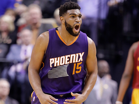 Phoenix Suns Recall Alan Williams from Northern Arizona