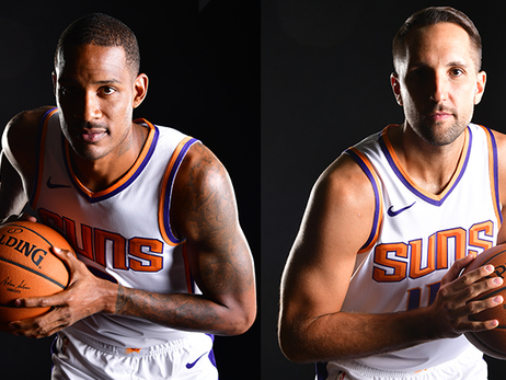 Anderson and Ariza: From Houston to Phoenix