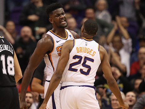 Full Team Effort in Suns Dominating Victory Over Spurs