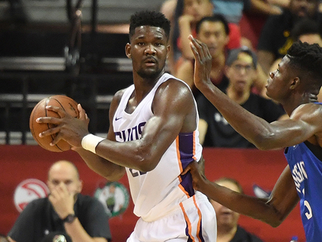 Deandre Ayton Named to All-NBA Summer League Second Team