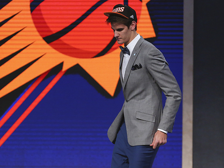 By the Numbers: Phoenix Suns 2016 Draft Class