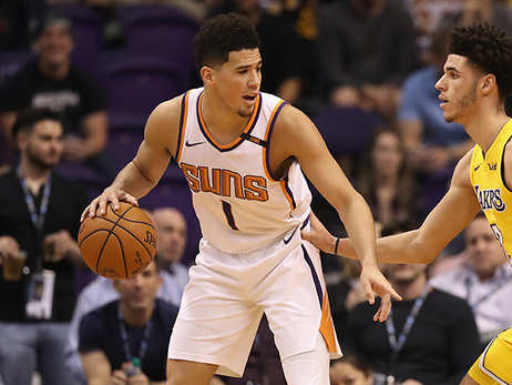 Phoenix Suns Announce 2018-19 NBA Season Schedule