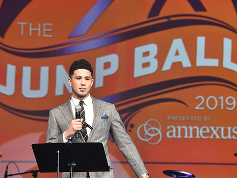 Phoenix Suns Charities 2019 Jump Ball Presented by Annexus