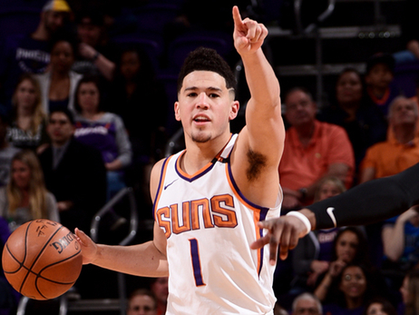 Suns Sign Devin Booker to Max Contract Extension