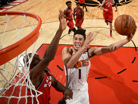 Despite 62 Bench Points, Suns Fall to Raptors