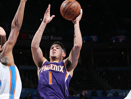 Suns Comeback Falls Short in Loss to Thunder