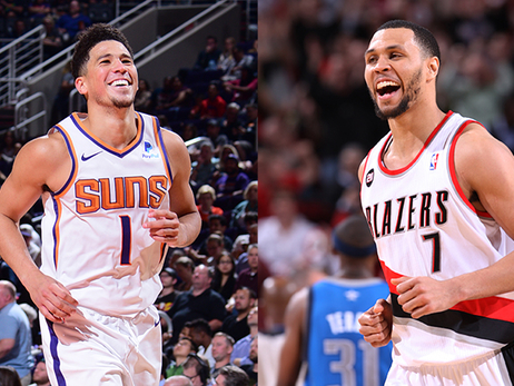 Williams Makes Comparison Between Devin Booker and Brandon Roy