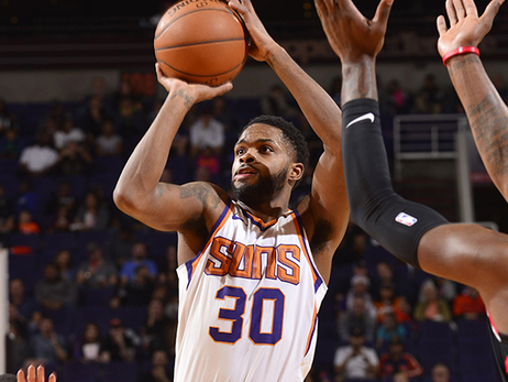 Troy Daniels Scores Career-High Against Raptors