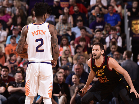 Suns Sneak Peek: #SunsAtCavs