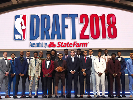 Suns Add Ayton, Bridges, Okobo, King In 2018 NBA Draft