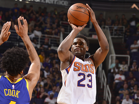 Danuel House Jr. Scores Career-High in Suns Home Finale