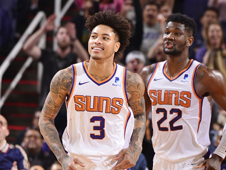 Oubre Ties Career-High in Suns 21-Point Comeback Over Kings