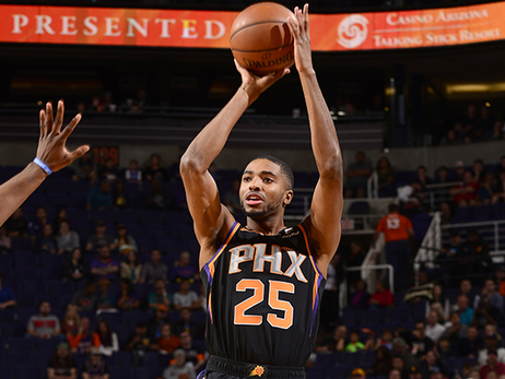 Bridges Shines on Both Sides of Court in Suns Loss to Thunder