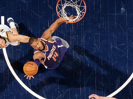 Second Unit Provides Bright Spot in Suns Loss to Pacers