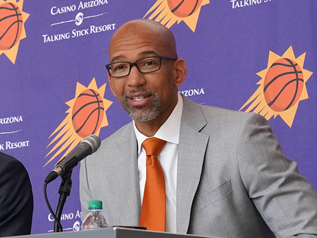 Monty Williams to Use Past Experiences to Build Suns Future