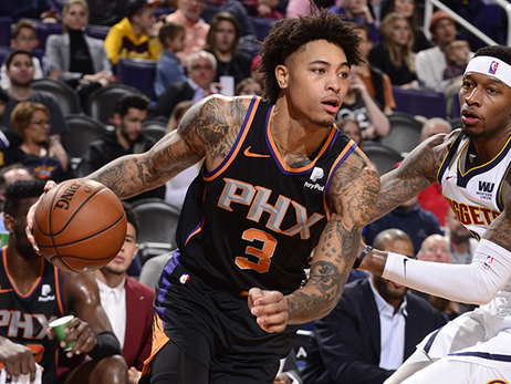 Oubre Ties Multiple Career-Highs in Suns Victory Over Nuggets