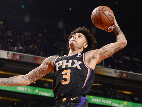 Kelly Oubre Jr. Led Suns with Impressive Performance vs Warriors