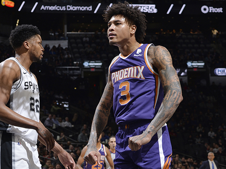 Suns Re-sign Kelly Oubre Jr.
